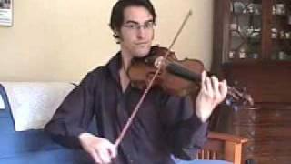 "Gypsy Jazz Violin lesson (""Minor Swing"", lesson 2) - Jason Anick"