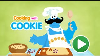 Cookie Monster - Cooking with Cookie