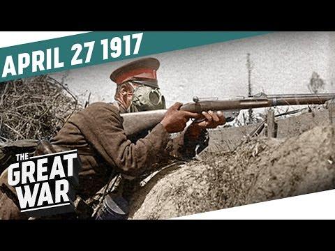 Bitva u Dojranu a nepokoj ve francouzské armádě - Velká válka