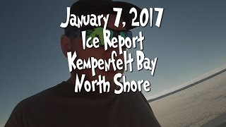 Kempenfelt Bay Ice Watch 2017