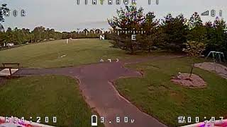 TinyHawk 2 fpv flight