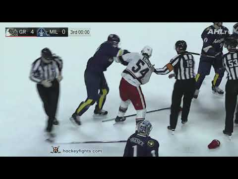 Justin Kirkland vs. Givani Smith