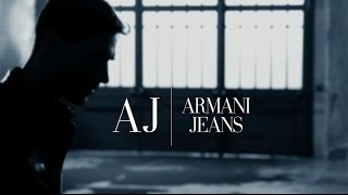 Armani Jeans Fall Winter 2016 Commercial