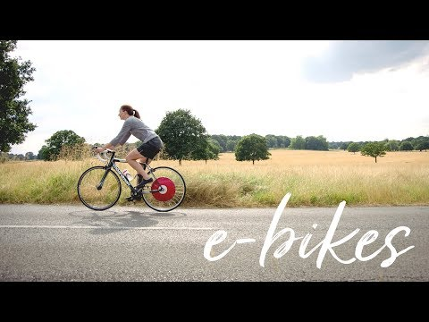 Are E-Bikes Cheating? – Ride With Me July