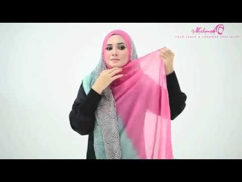 How To wear Hijab In 4 Way