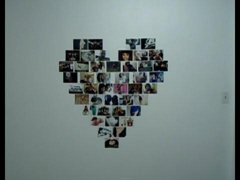 collage en forma de corazon - Videos | Videos relacionados ...
