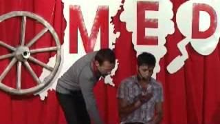 Comedy Кишинев - Moș Crăciun la Deputații din RM