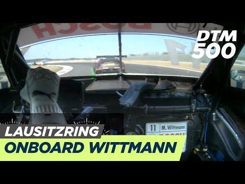 DTM Lausitzring 2019 - Marco Wittmann (BMW M4 DTM) - RE-LIVE Onboard (Race 2)