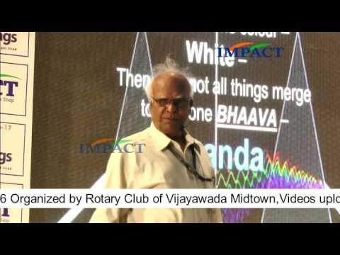 Happiness|V Viswanadham|TELUGU IMPACT Vijayawada 2016
