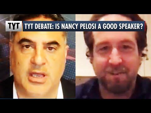 Cenk VS Michael Shure on Nancy Pelosi