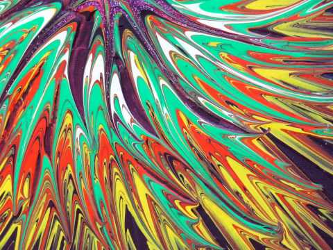 Acrylbilder abstrakt Design by BRI