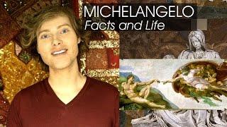 Michelangelo - Artist and Man by Tiago Azevedo