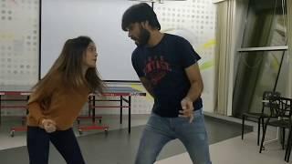 Beginner's Dance on Ban Ja Tu Meri Rani - Tumhari Sulu - Guru Randhawa