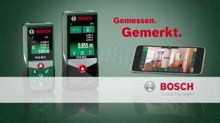 Bosch laser entfernungsmesser plr 50 c Самые лучшие видео