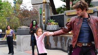 Guardians Of The Galaxy: Awesome Dance Off! Show, Disney California Adventure, Disneyland Resort