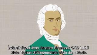 Jean-Jacques Rousseau Toplum Sözleşmesi