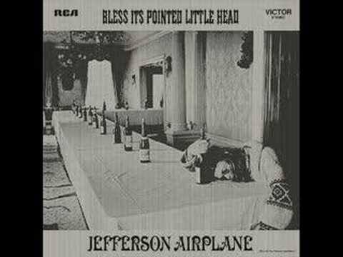 Jefferson Airplane - Clergy/3/5 Of A Mile In Thirty Seconds