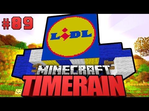 MINECRAFT In MINECRAFT SPIELEN Minecraft Internet Deutsch - Minecraft timerain spielen