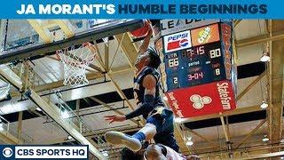 Ja Morant's HUMBLE beginnings | CBS Sports Feature