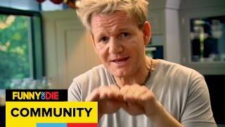 Yes It's Funny: Gordon Ramsay's 'Crispy' Pancake Recipe