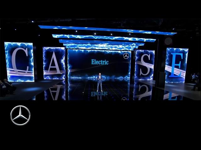 Paris Motor Show 2016: Mercedes-Benz Cars Press Conference – Mercedes-Benz original