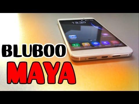 Обзор Смартфона Bluboo Майя