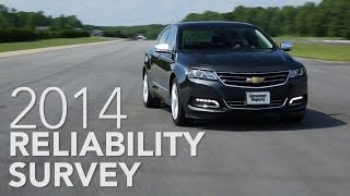 Consumer Reports 2014 Reliability Survey | Consumer Reports