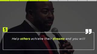 Top 10 Quotes by Les Brown - American Businessman ...
