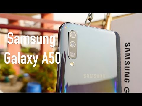 Video over Samsung Galaxy A70