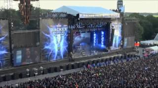 Dream Theater live @ Wacken Open Air 2015