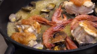 Cooking with MIBRASA: Monkfish Casserole