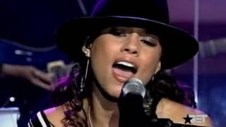 Alicia Keys - Diary live 2003 (Without tour images)