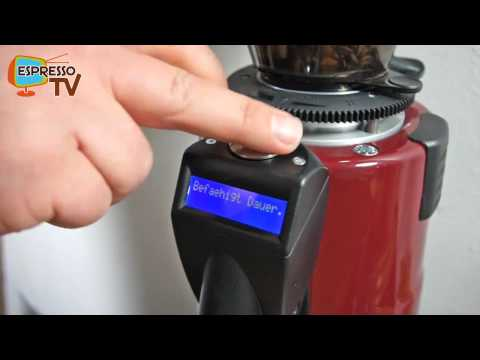 Macap M7D Kaffeemühle