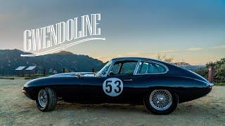Jaguar E-Type: Gwendoline - Petrolicious