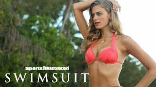 Julie Henderson Lets Loose By The Beach | Outtakes | Sports Illustrated Swimsuit