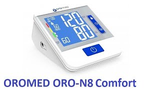 Oromed ORO-N8 COMFORT - відео 1
