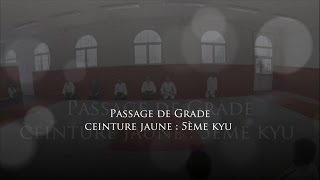 preview picture of video 'Ac.A.Ma. Créteil Le Cercle - Kömöri Ryu - Passage de grade 5ème kyu (ceinture jaune)'