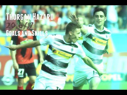 Thorgan Hazard|| 2016/17|| Season so far...
