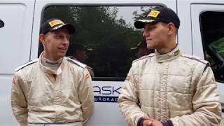 SIMASKA Team Rally Elektrenai 2018 REVIEW