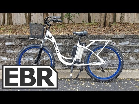 Big Cat Long Beach Cruiser Video Review
