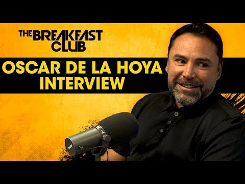 Oscar De La Hoya On Why Mayweather vs McGregor Was Disrespectful To Boxing, Predicts Canelo vs GGG