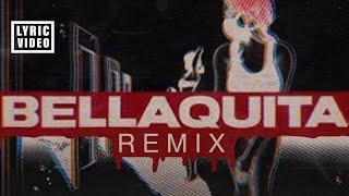 Dalex - Bellaquita Remix ft. Lenny Tavárez, Anitta, Natti Natasha, Farruko, J Quiles (Video Lírico)