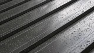 🎧2 Stunden Regen auf einem Blechdach Einschlaf sound