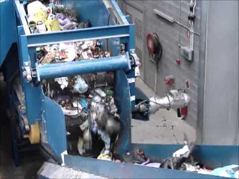 Bulky Waste Feeders