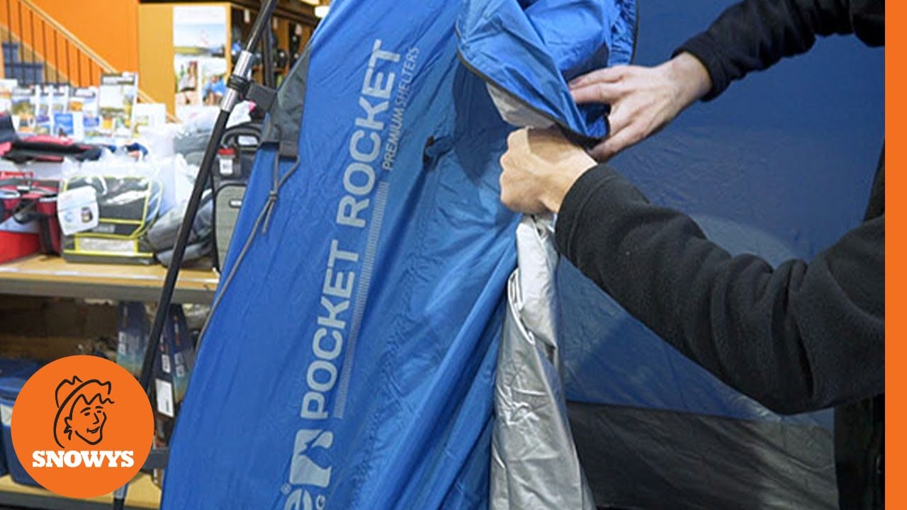 Pocket Rocket Shower/Toilet Tent