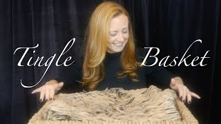 Tingle Basket #2❣❥ Binaural ASMR Triggers for TINGLES & RELAXATION