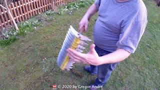 Rasenpflege im Frühjahr #05 - Rasen vertikutieren