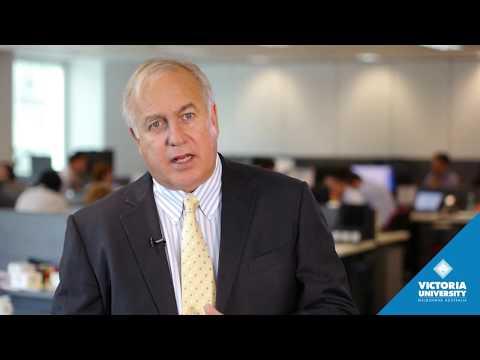 'Making your Business course a success' - Adjunct Professor Alan Kohler