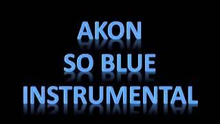 Akon - So blue instrumental