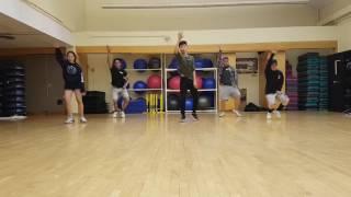 Wanna Be Cool | Fareh Malik Choreography